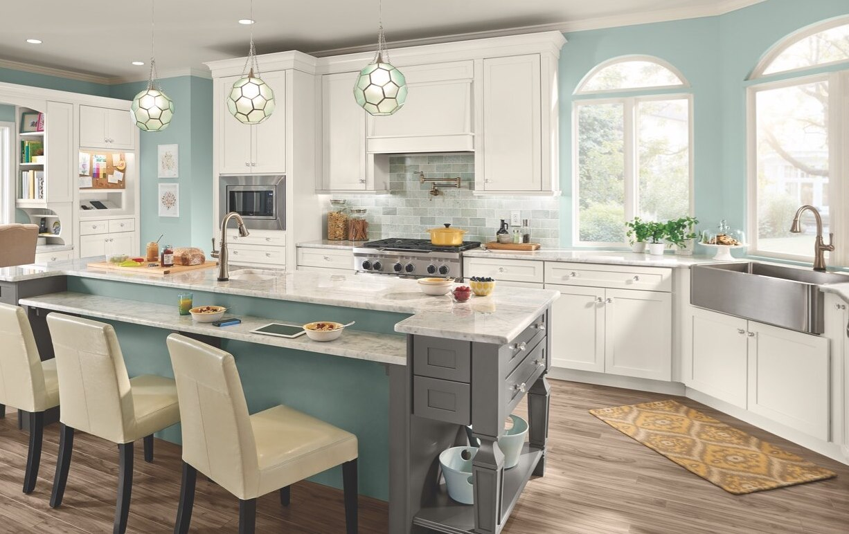 KraftMaid Cabinetry Kitchen